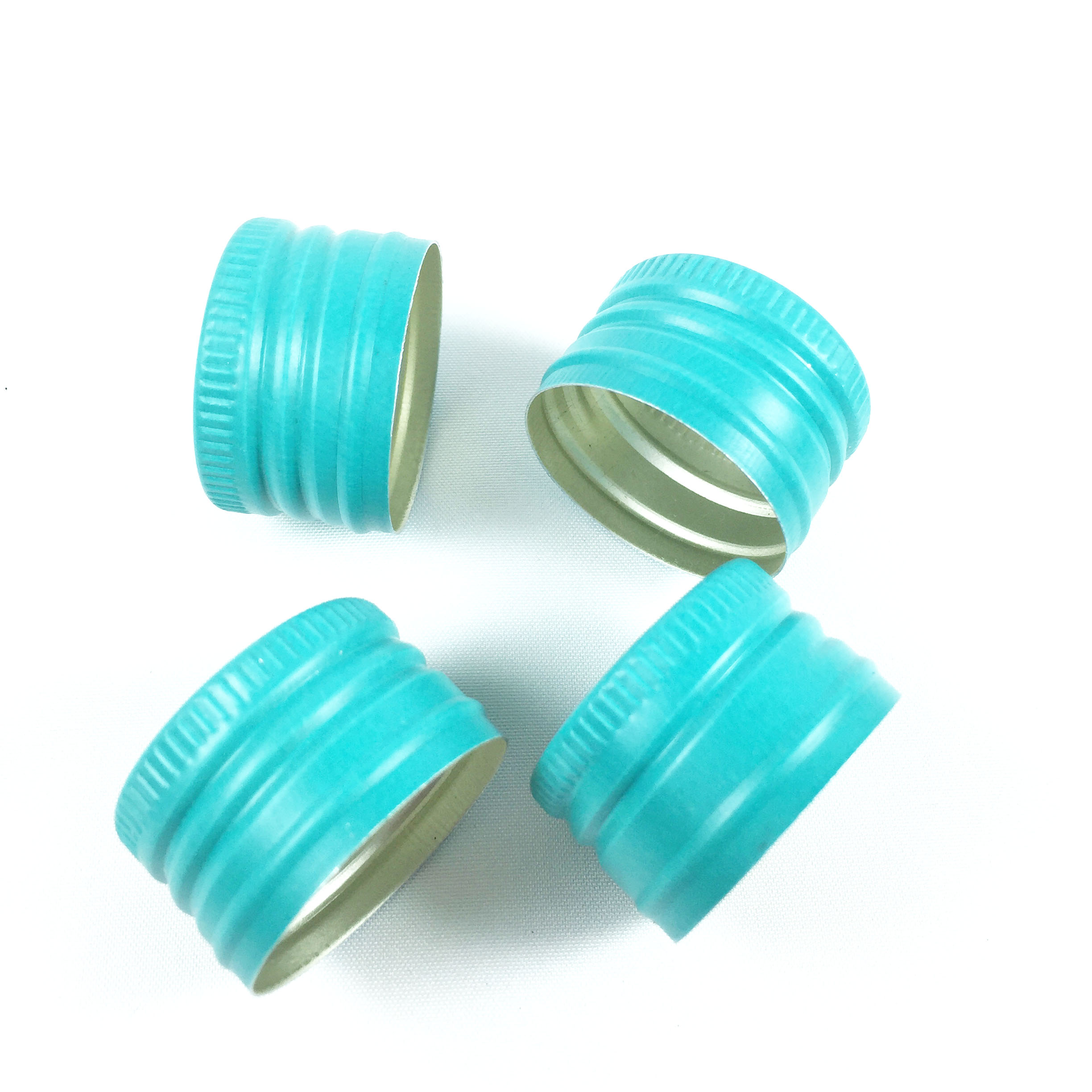 27.6*18mm Aluminium Screw Cap