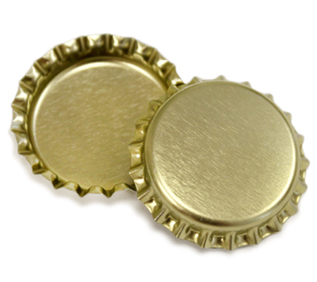 26mm pry off beer crown cap